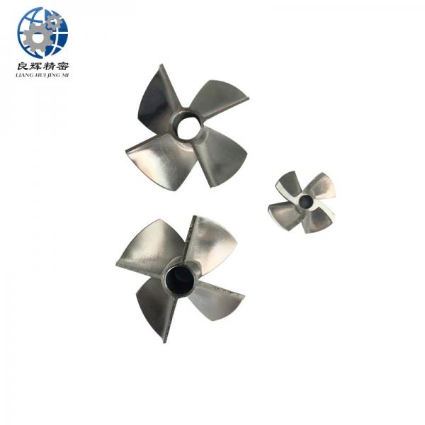 叶轮 机械精密加工CNC加工中心,不锈钢,铝
