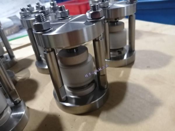 不锈钢316/304加压测试模具 东北大连非标加工定做